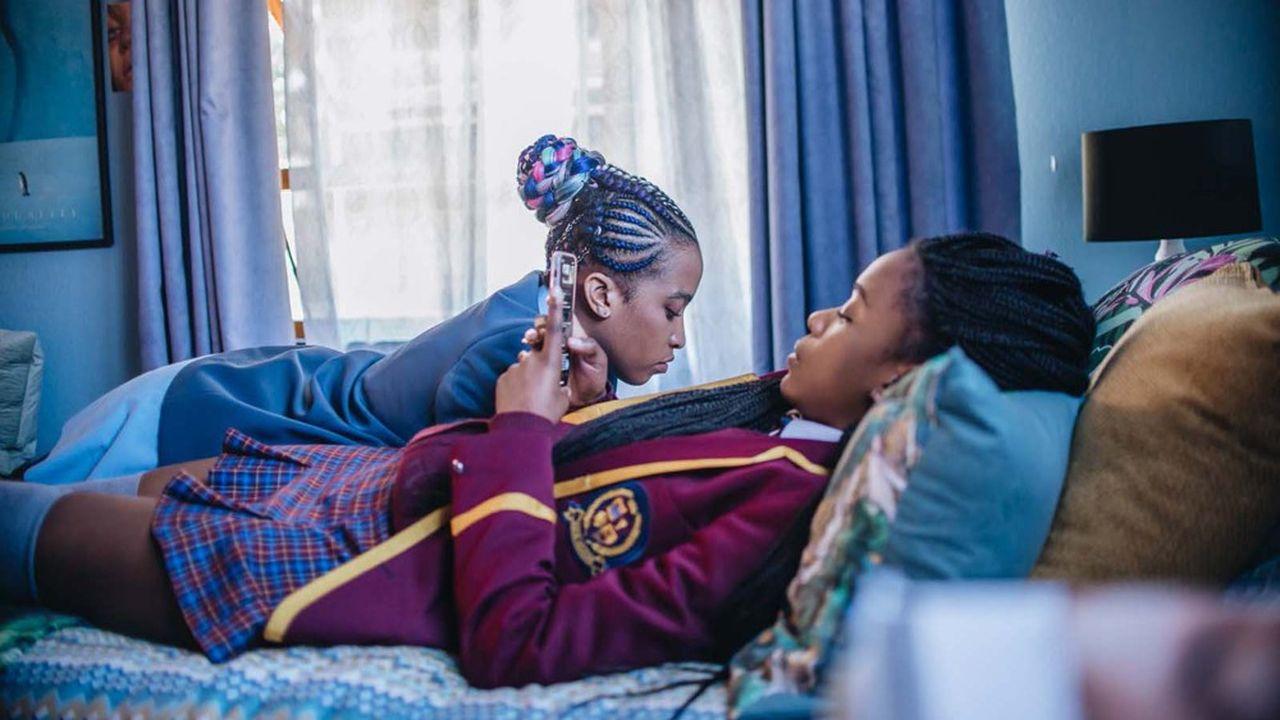 La série «Blood and Water» fait partie des contenus que Netflix rend accessibles gratuitement au Kenya.