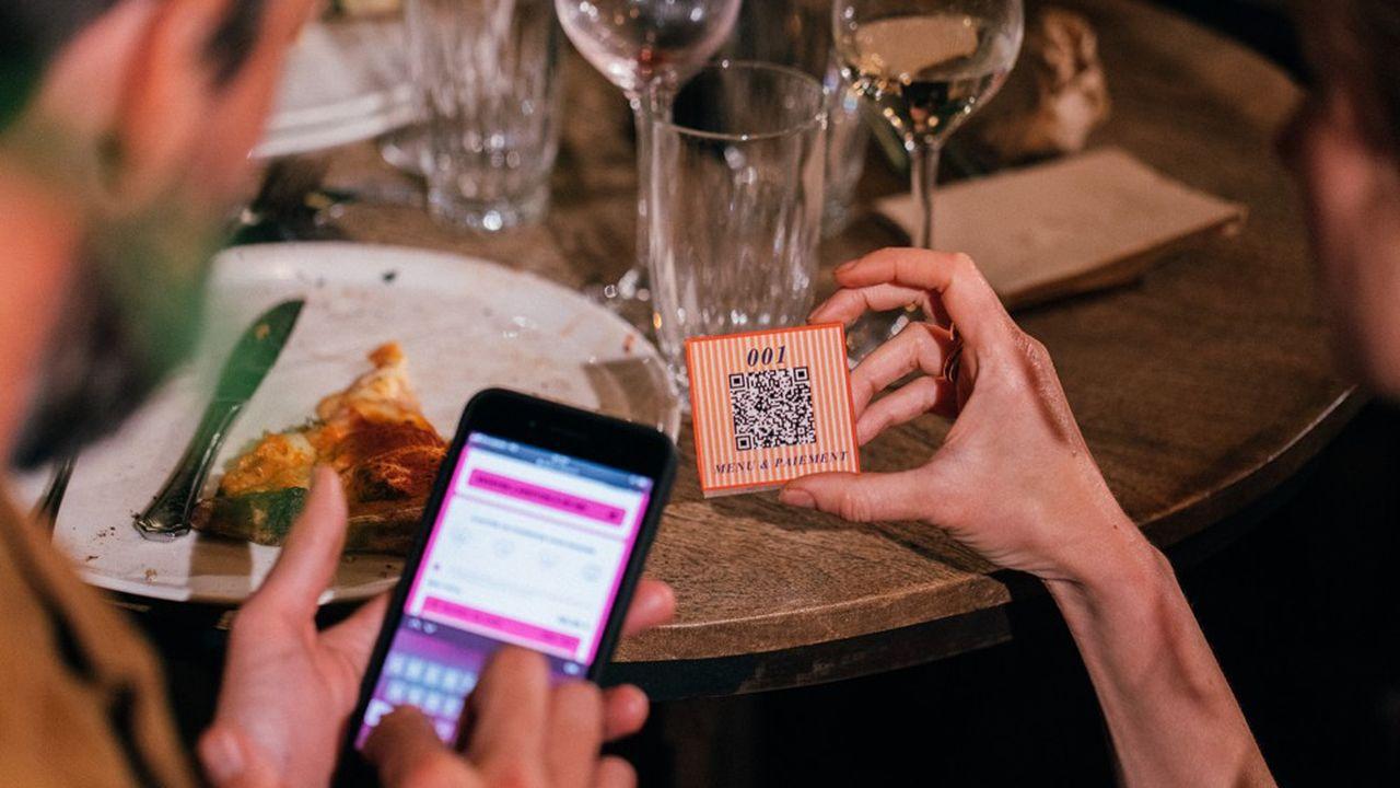 Le paiement par QR Code va-t-il se généraliser dans les restaurants?