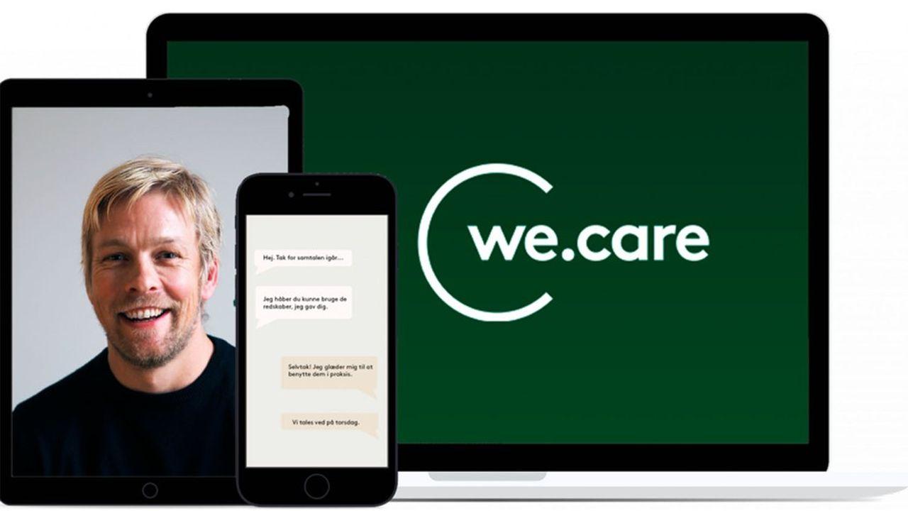WeCare compte 200 professionnels de santé, dont une soixantaine de médecins salariés, et prend en charge quelque 114.000 patients par an au Danemark.