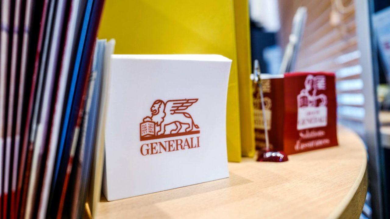 «0,5% de rendement, c'est déjà considérable par rapport à des investissements majoritairement en obligations d'Etat, qui rapportent 0%», estime le patron de Generali.