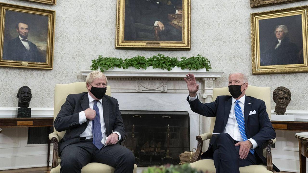 Le Royaume-Uni croit de moins en moins à un accord commercial avec les Etats-Unis