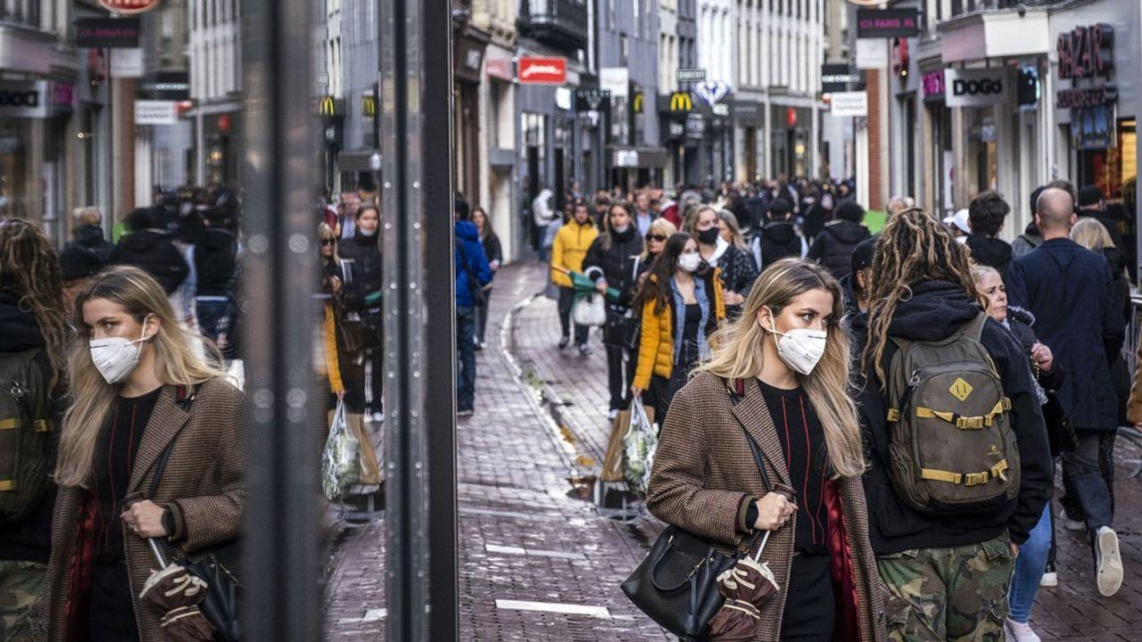 Les Néerlandaisdevraient arrêter quasiment toutes les mesures de soutien à l'économie dès le 1eroctobre prochain.