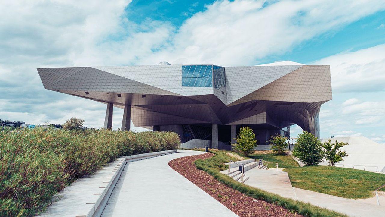 Lyon : une nouvelle galerie au Musée des Confluences