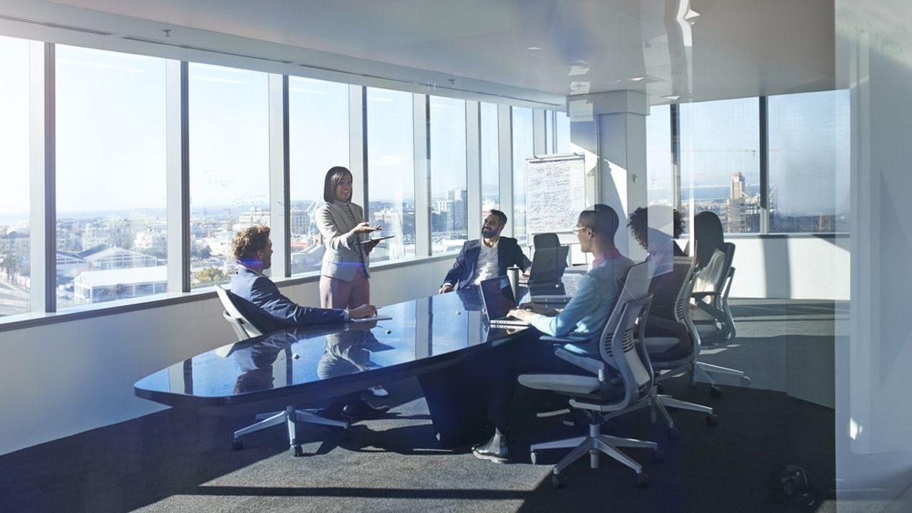 Le taux de féminisation des comités exécutifs est seulement de 24%, selon Russell Reynolds Associates.