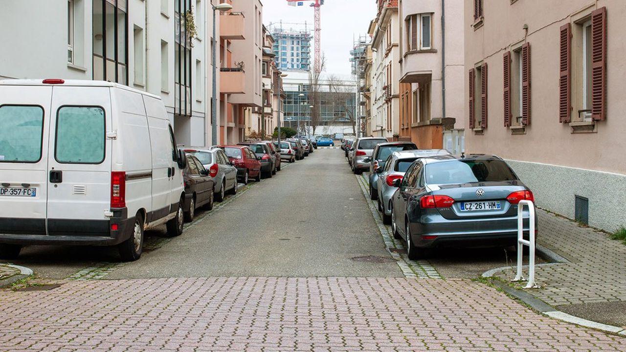 La réforme du stationnement pourrait déboucher sur un doublement du tarif résident