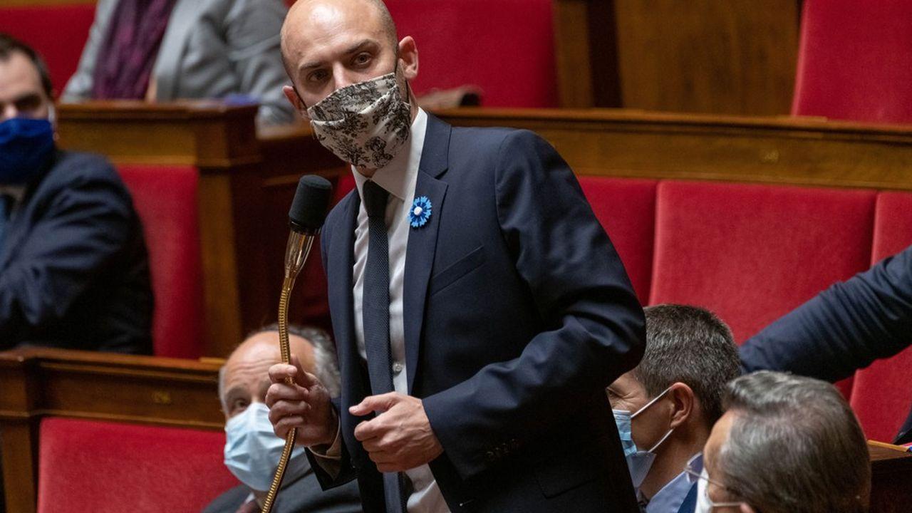 Le député Modem Jean-Noël Barrot, vice-président de la commission des Finances de l'Assemblée, prône la défiscalisation des pourboires.