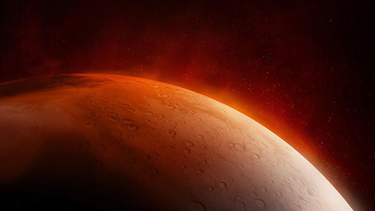 Bientôt sur Mars ?
