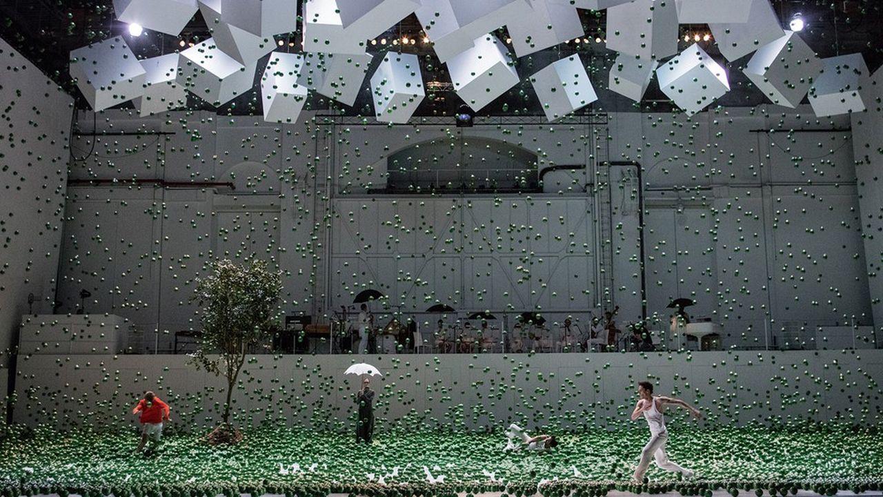 «Play» fut un énorme succès à sa création, en 2017, au Palais Garnier.