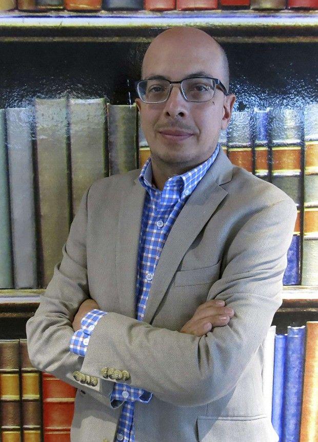 Jorge Volpi.