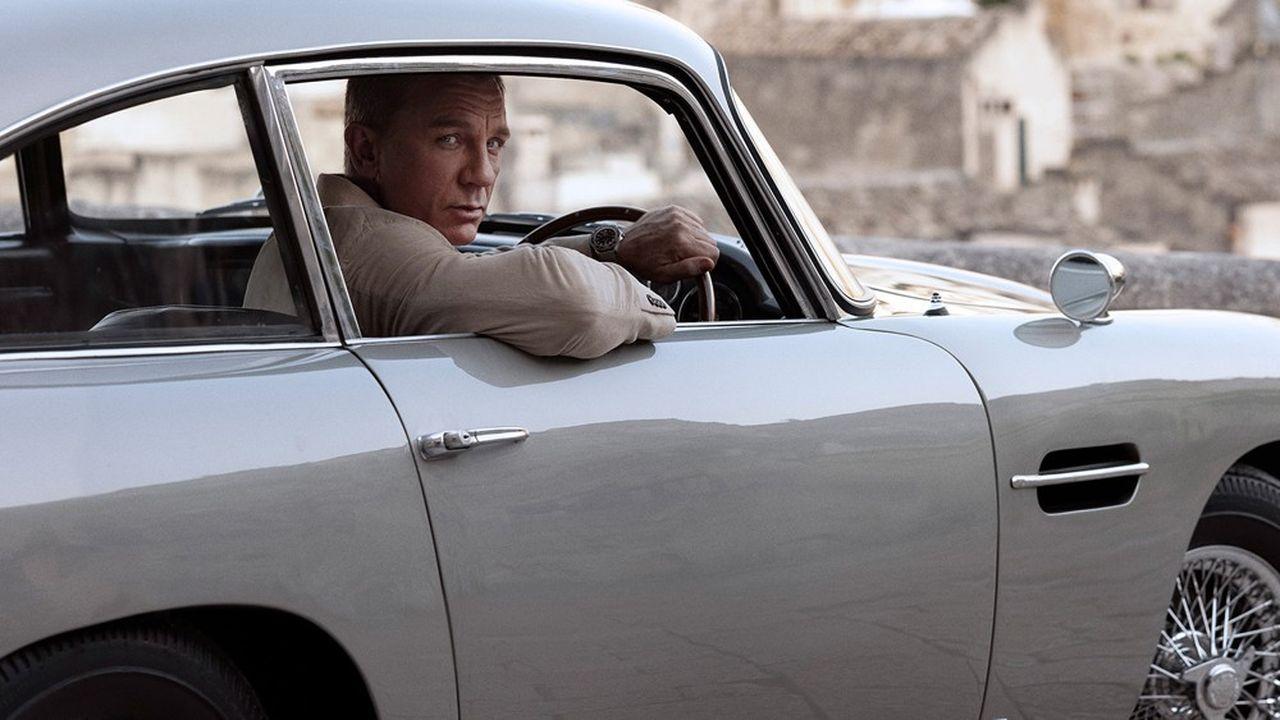 De James Bond à OSS 117, les montres mythiques du cinéma