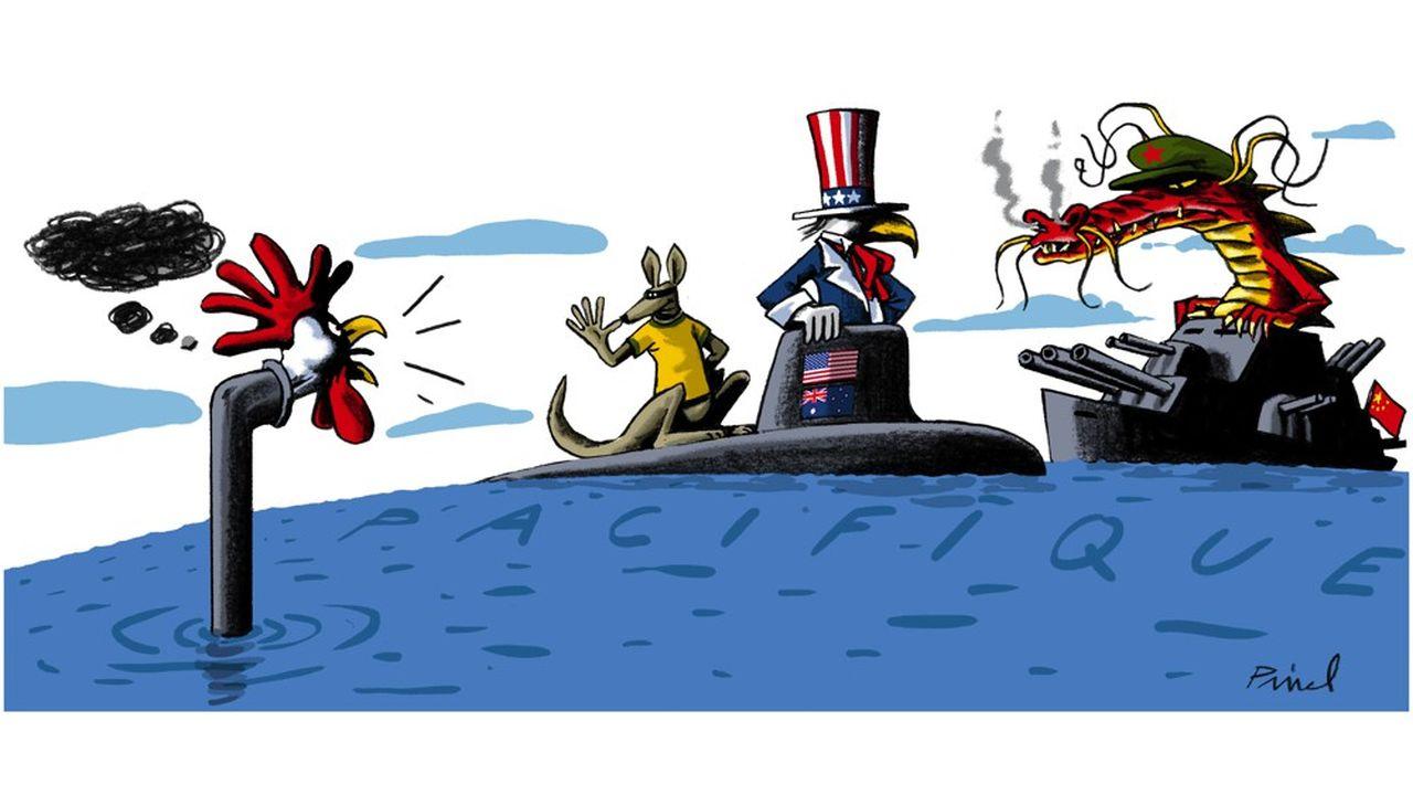 La France, puissance en déclin de l'Indo-Pacifique