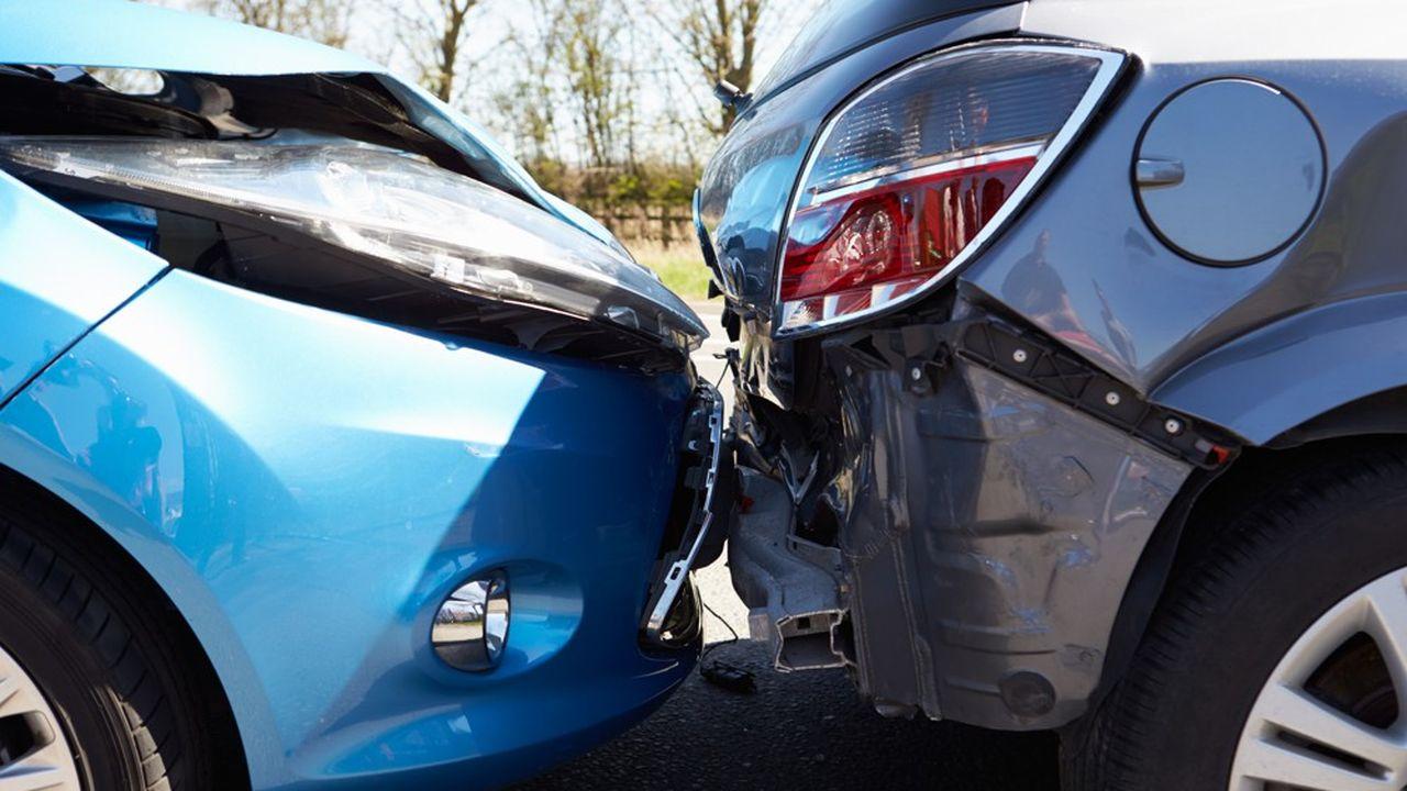 La prime d'assurance automobile a augmenté en moyenne de 0,6% par an entre2012 et2020 pour atteindre 437euros.