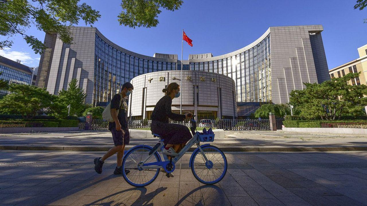 La banque centrale chinoise déclare illégales les transactions sur les cryptomonnaies