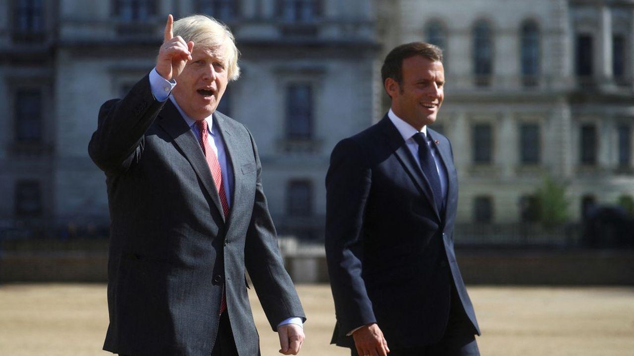 De nombreux dossiers liés au Brexit ont déjà tendu les relations entre France et Royaume-Uni.