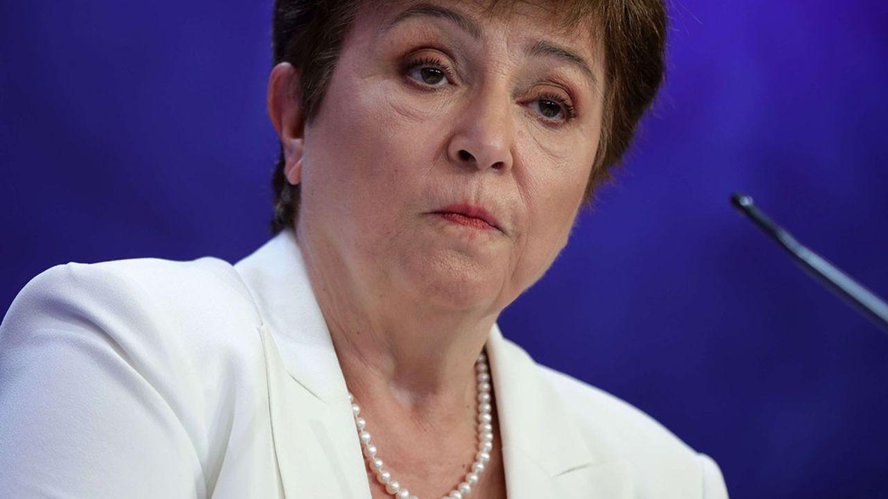La directrice générale du FMI, Kristalina Georgieva, conteste les conclusions de l'enquête menée au sein de la Banque mondiale.