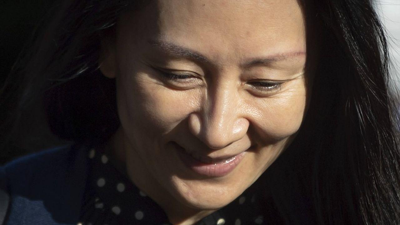 Washington s'accorde avec Huawei pour le retour en Chine de la directrice financière du groupe