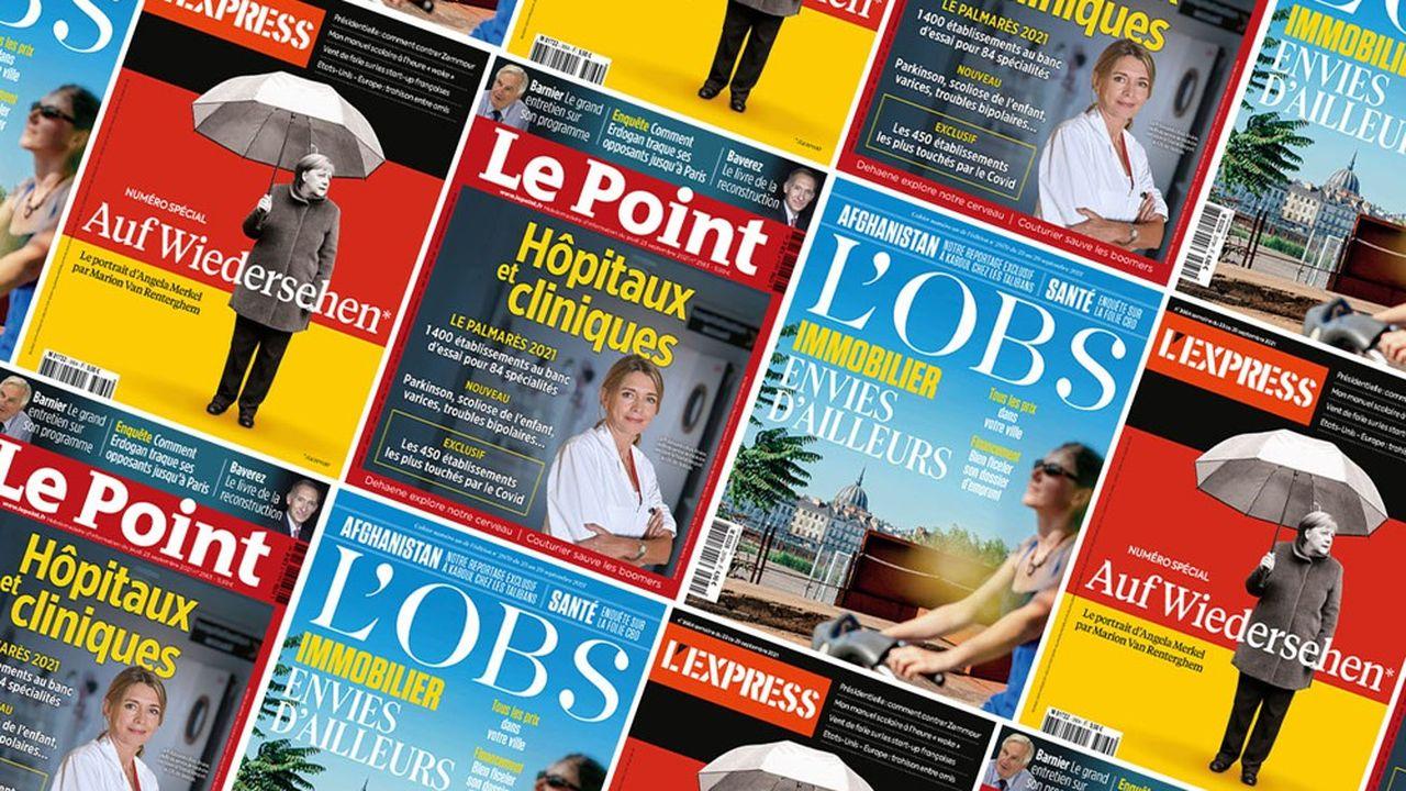 Les trois newsmagazines -même s'ils refusent désormais cette appellation jugée d'un autre temps n'ont pas vraiment d'autre choix que de se réinventer.