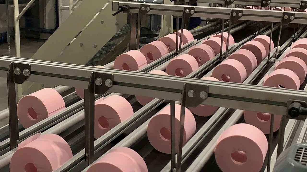 Inflation : alerte rouge chez le fabricant du papier-toilette Lotus