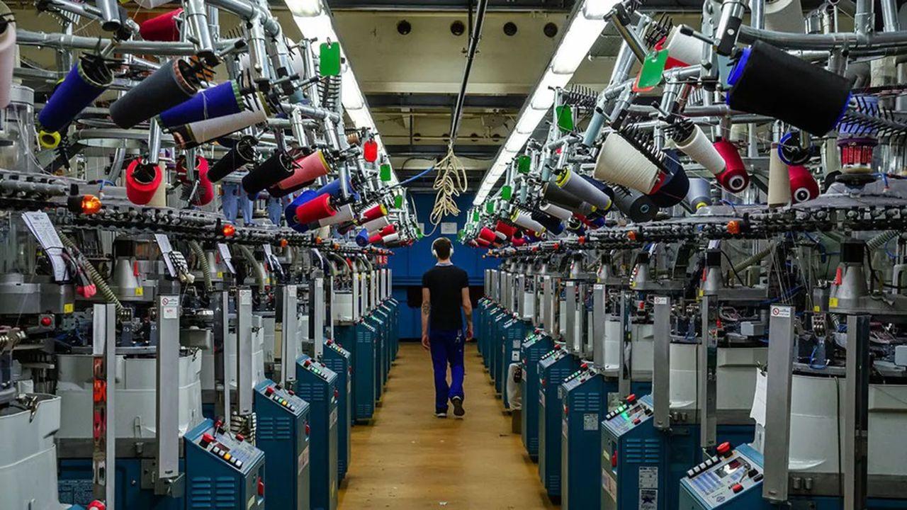 Le fabricant de chaussettes Labonal utilise désormais la marque «Fabriqué en Alsace».