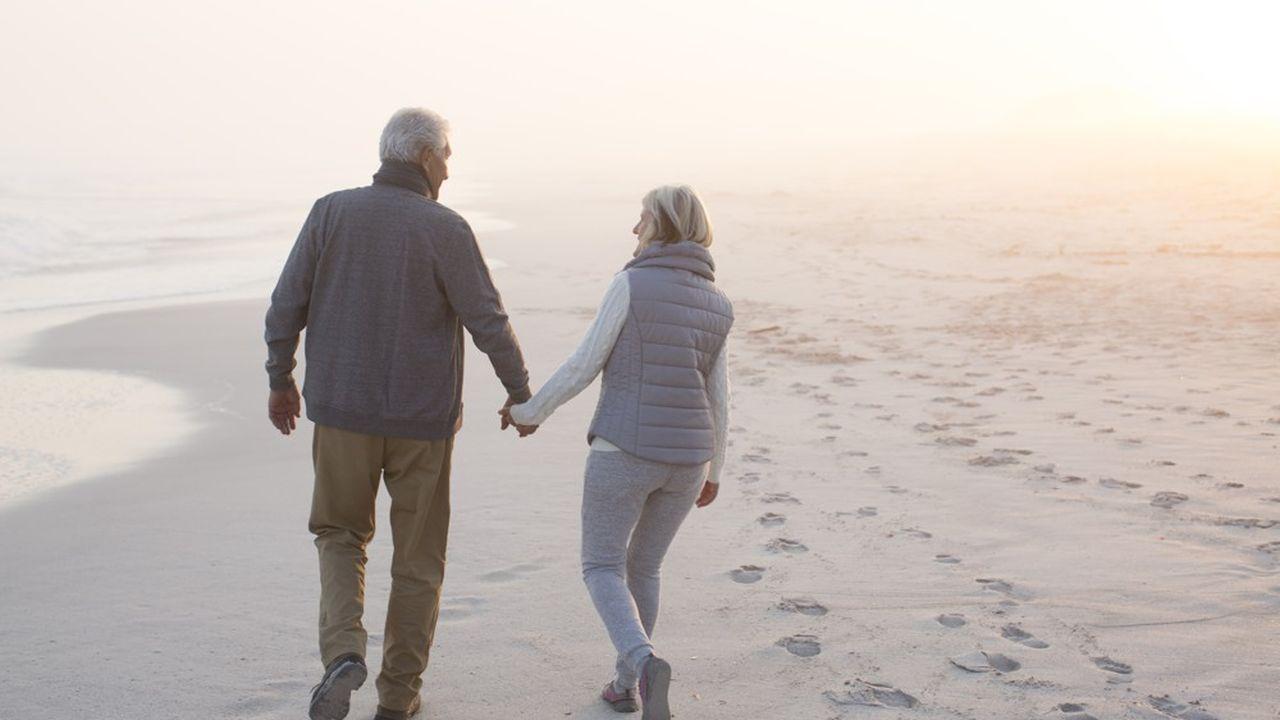 Les grilles d'allocation permettent de gérer plus facilement le nombre d'années restant à courir jusqu'à la retraite.