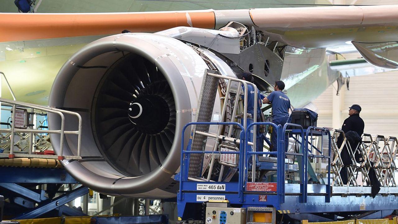 Airbus va reprendre les embauches dès l'an prochain
