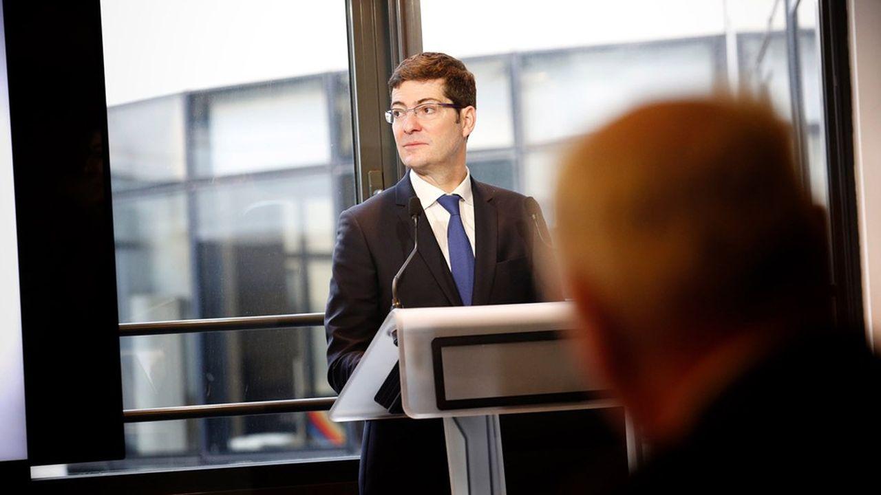 Pour Nicolas Théry, «l'exigence de confidentialité et l'intimité numérique ne sont pas négociables. Les données bancaires devraient être inaliénables».