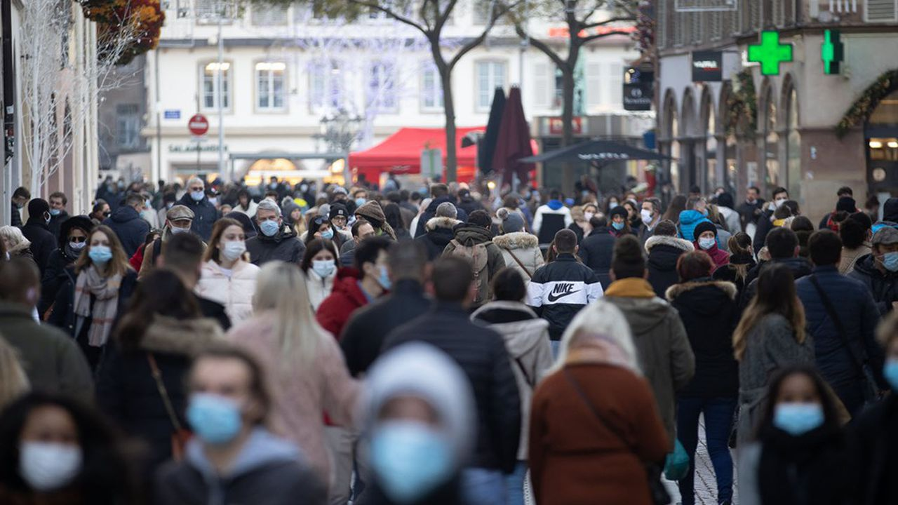 Les Français sont confiants pour l'avenir mais garde un oeil attentif à l'évolution des prix.
