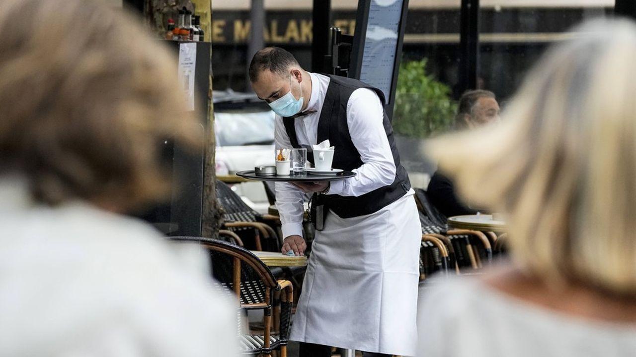 Lundi, le président Emmanuel Macron a indiqué que 110.000 emplois étaient à pourvoir dans le secteur.