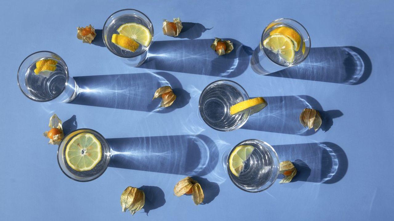 On dirait de l'eau gazeuse, mais avec une teneur en alcool d'environ 5%, soit l'équivalent d'une bière aromatisée.