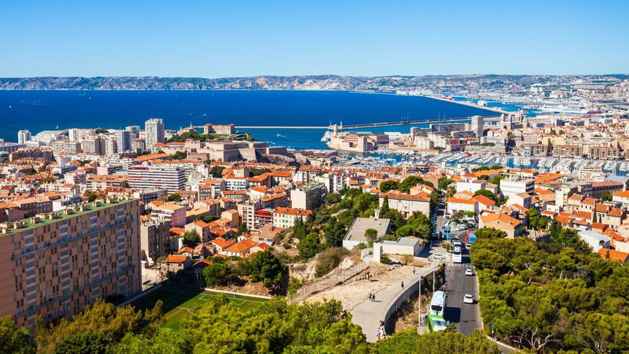 A Marseille, la majoration de la taxe d'habitation sur les résidences secondaires va passer de 20% à 60%.