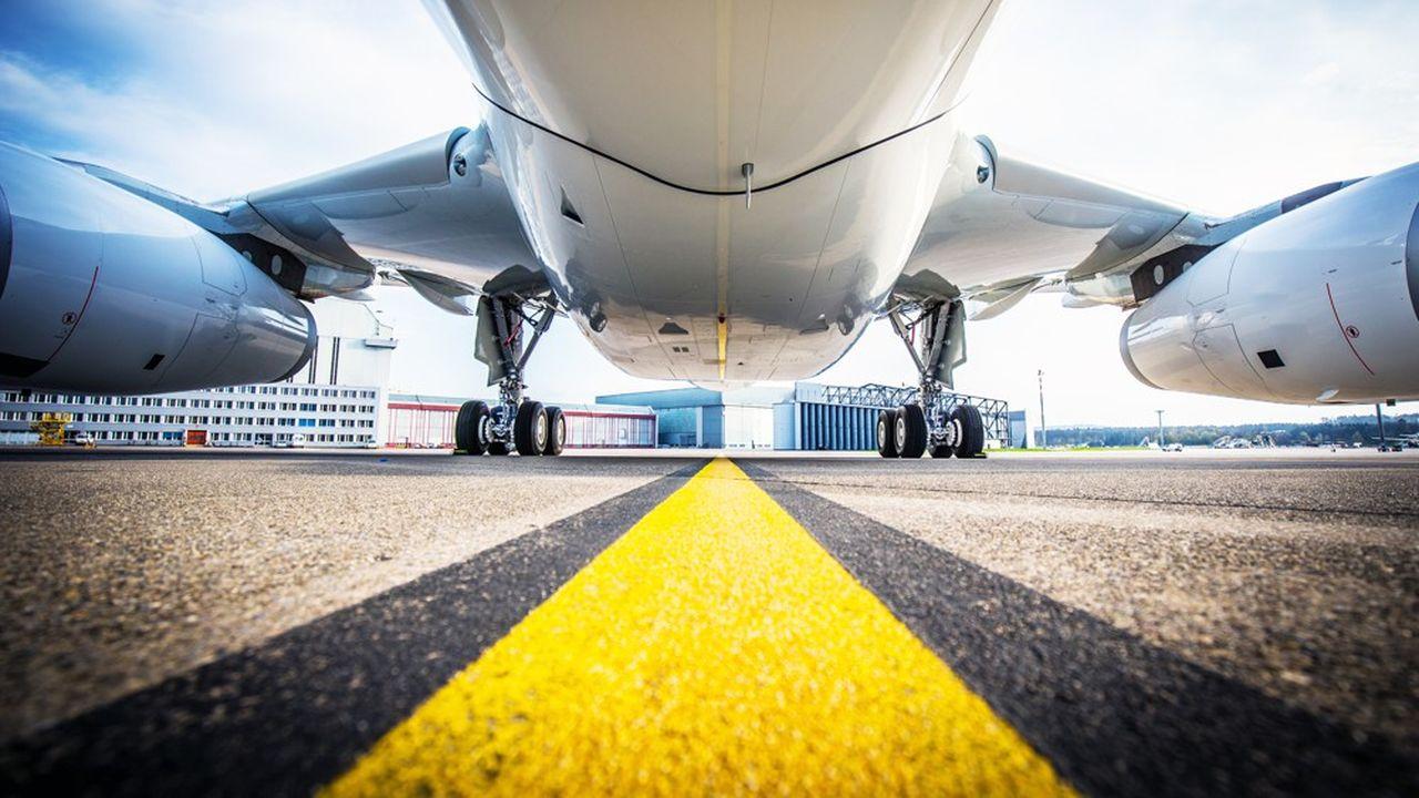 Les biocarburants représentent moins de 0,1 % du carburant d'aviation consommé actuellement.
