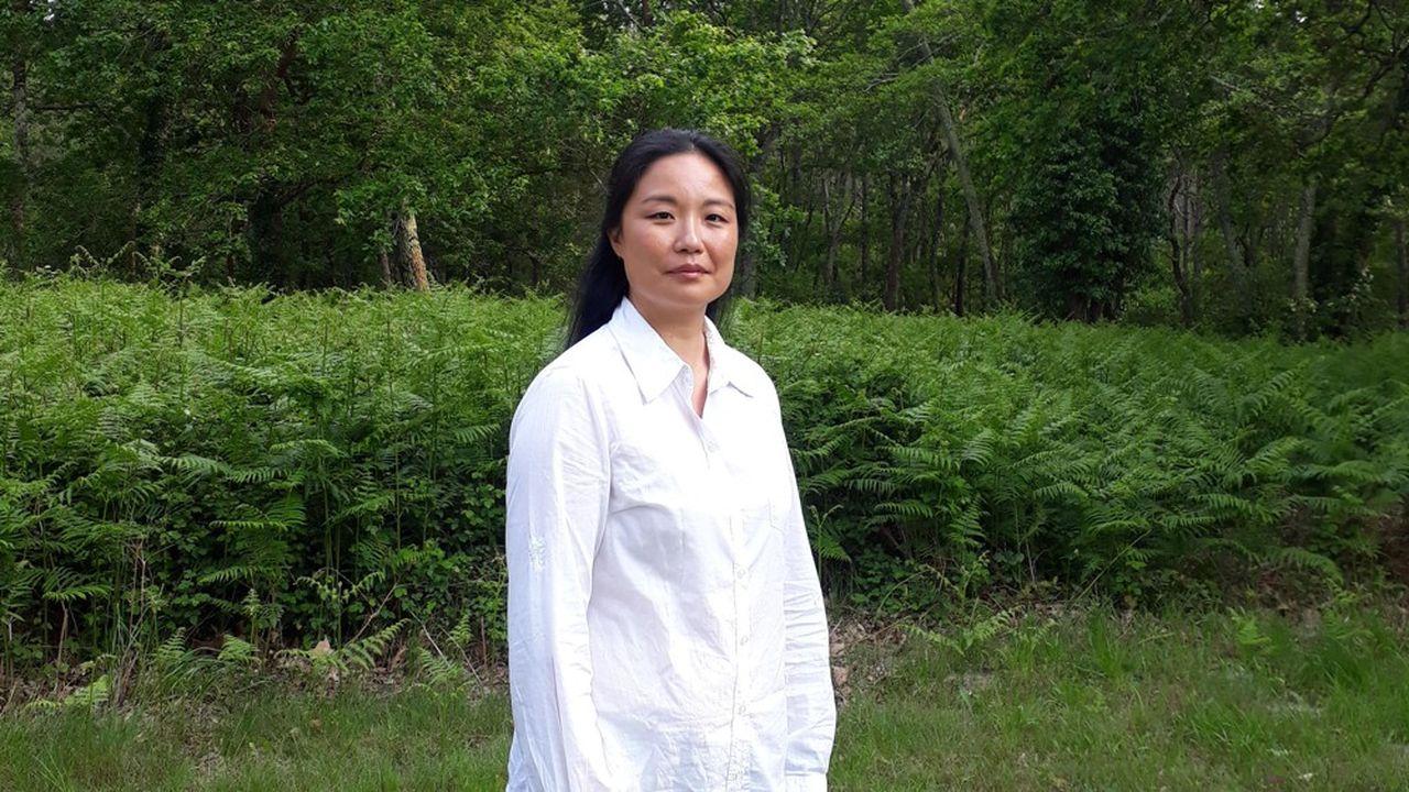 Marion Videau, 39 ans, responsable scientifique chez Quarkslab, une start-up de la cybersécurité.
