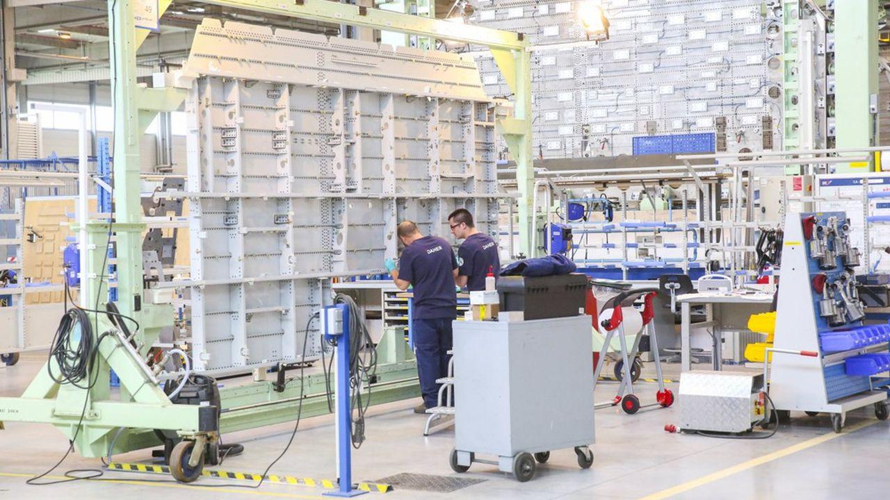 Comme d'autres grandes entreprises, l'équipementier Daher a procédé au remboursement d'une partie de son PGE de 170millions d'euros.