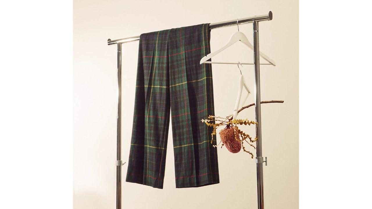 Pantalon femme Ralph Lauren.