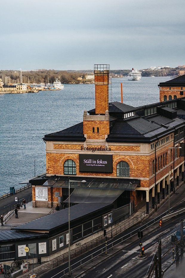 Fotografiska, le musée de la photographie, est installé dans l'ancien bâtiment des douanes.