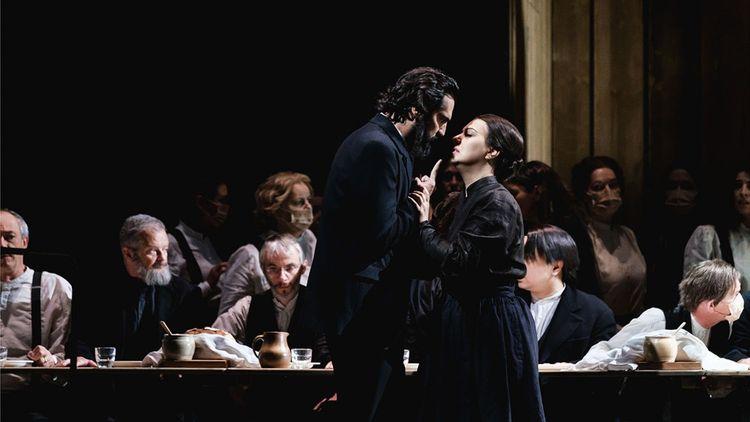 « Stiffelio », un opéra rare de Verdi à L'Opéra du Rhin.