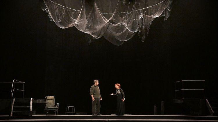 « Pelléas et Melisande » de Debussy au TEC sous la baguette de Francois Xavier Roth et mis en scène par Eric Ruf.