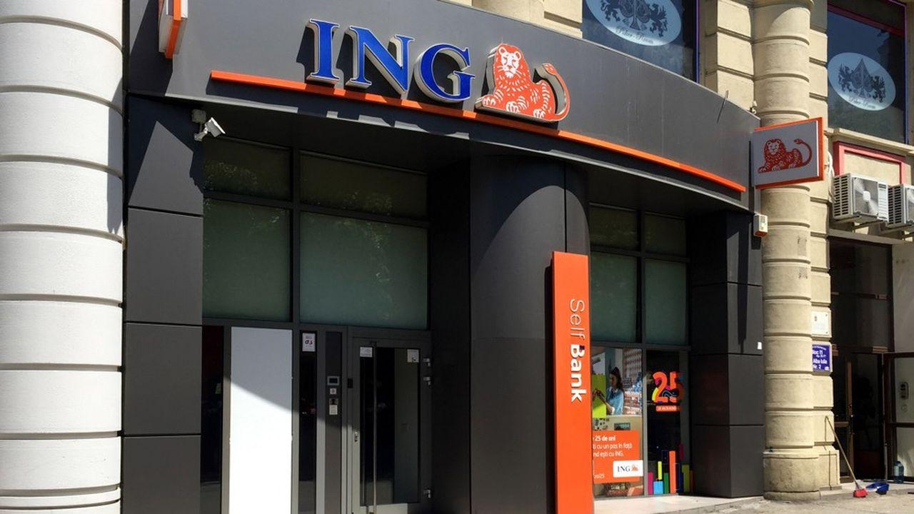 Troisbanques se sont positionnées pour racheter la banque de détail d'ING en France.