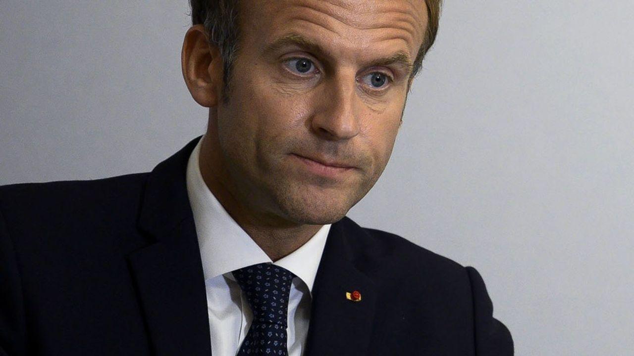 Emmanuel Macron a précisé les contours de la réforme des retraites qu'il souhaite mener, sans certitude d'y parvenir durant ce quinquennat.