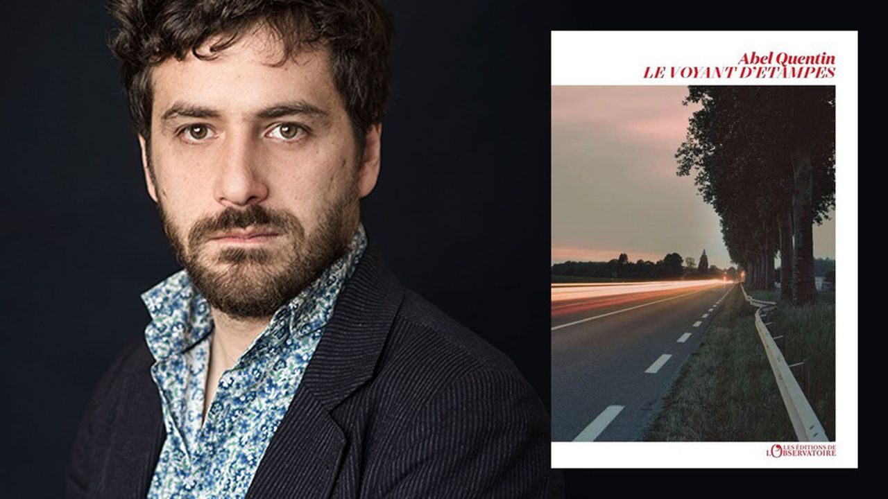Le roman d'Abel Quentin figure dans la deuxième sélection du prix Goncourt 2021.