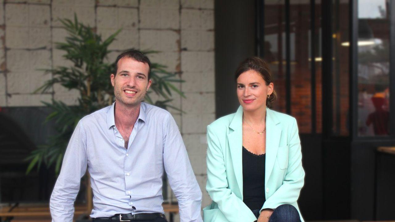 Les cofondateurs Simundia veulent développer le coaching en entreprise.