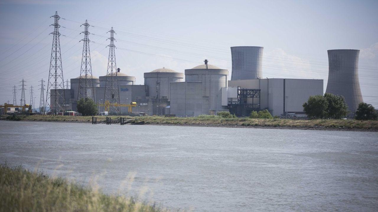 «L'objectif numéro un, c'est de faire émerger en France, d'ici à2030, des réacteurs nucléaires de petite taille innovants, avec une meilleure gestion des déchets», a annoncé le président de la République mardi.