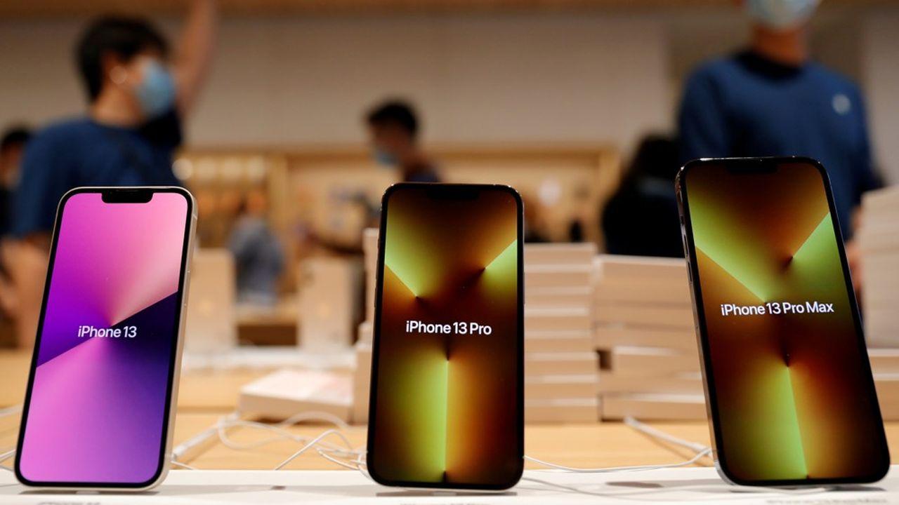 D'autres produits de la marque à la pomme, comme l'Apple Watch, sont également touchés par des retards de production.