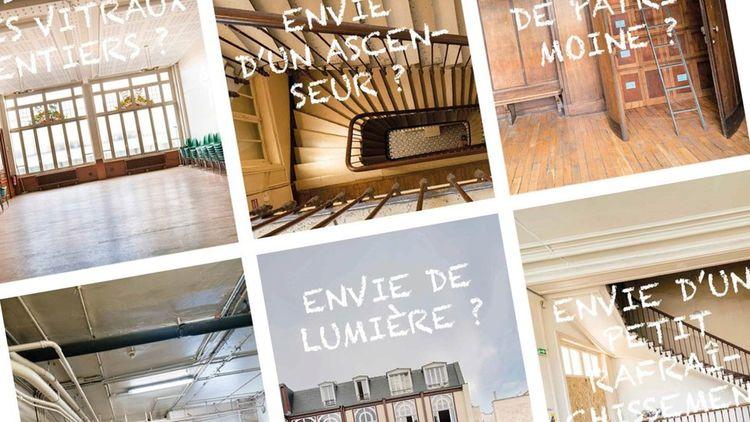 Faire du sport, se cultiver, prendre des cours de spiritualité… les activités sont diverses au siège de la YMCA à Paris.