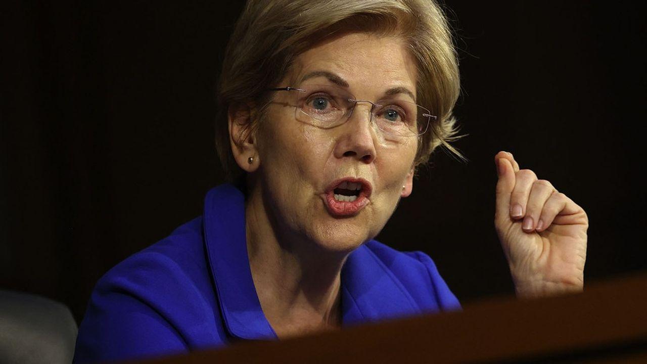 La sénatrice Elizabeth Warren, en lutte contre Wall Street, critique le manque de transparence et les méthodes du private equity.
