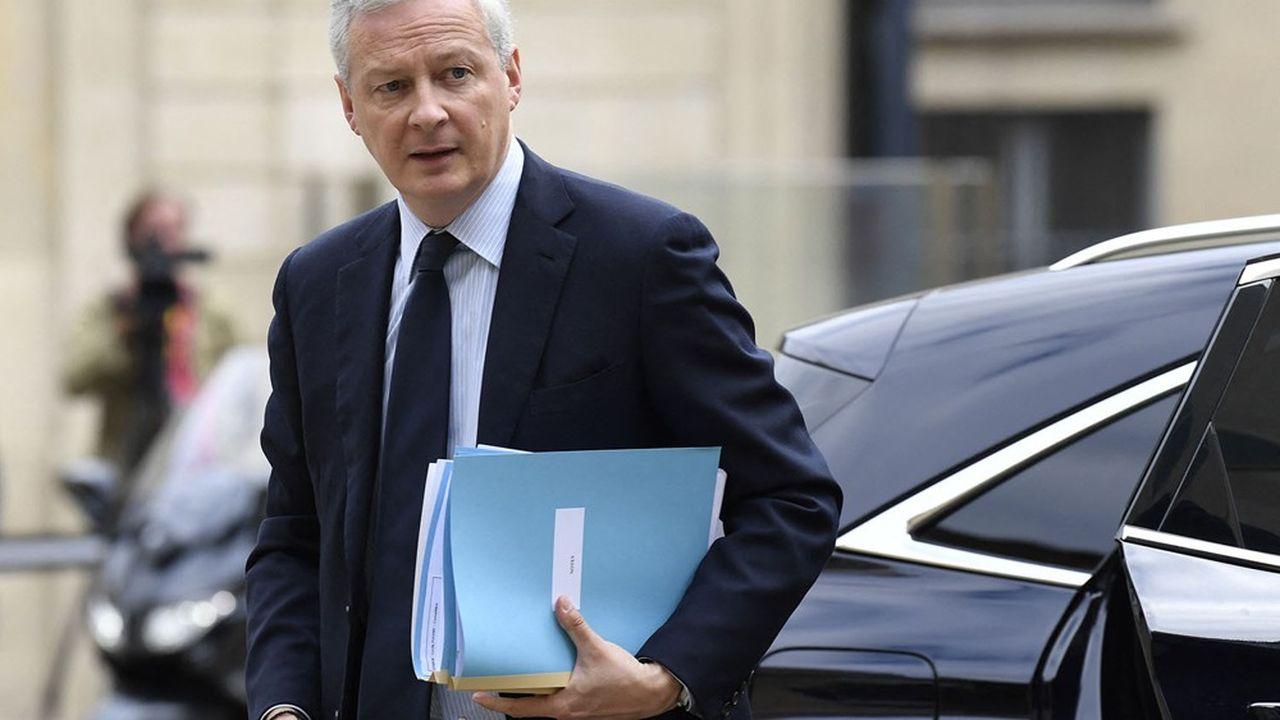 Selon le ministre de l'Economie, chaque euro investi dans le plan rapportera 1,50euro de richesses supplémentaires.