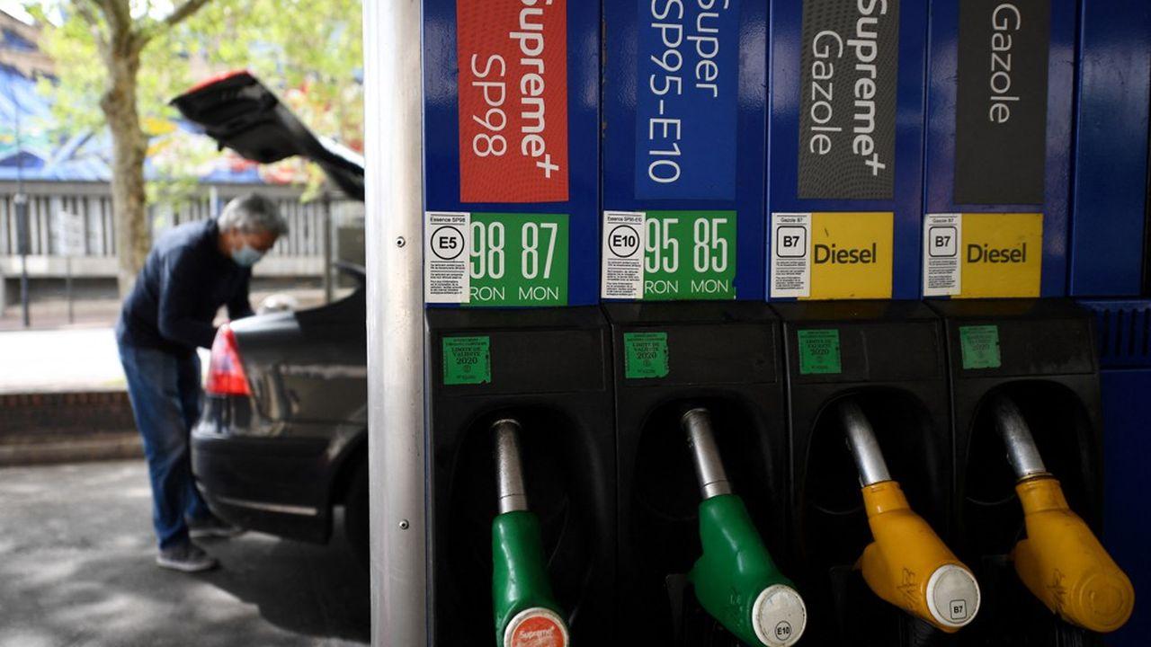 Le prix du gazole a battu son record historique en France.