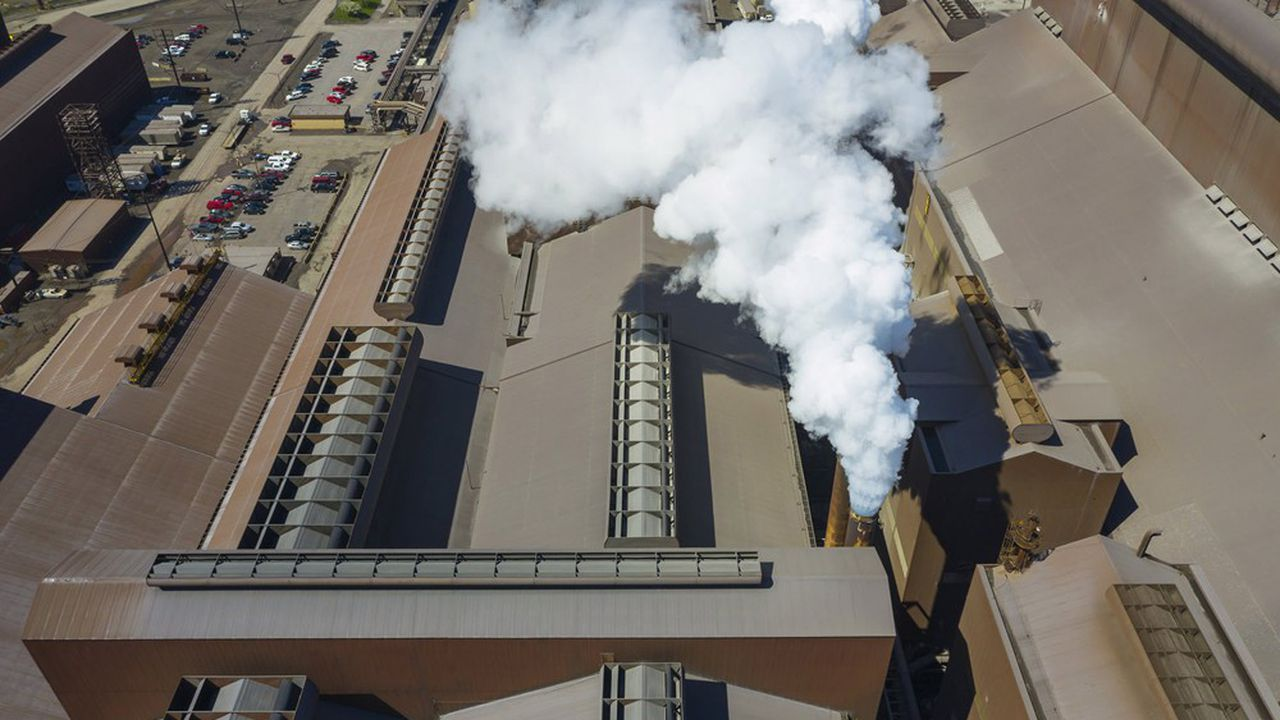 Très peu d'entreprises ont réduit leurs émissions de CO2 à la hauteur de leurs ambitions au cours des cinq dernières années, selon une étude du Boston Consulting Group.