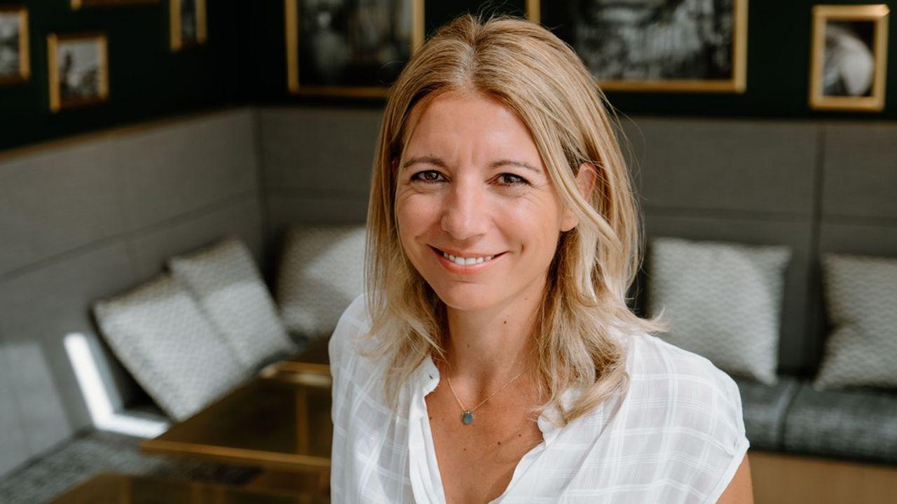 L'ancienne vice-présidente de Salesforce, Sophie Yannicopoulos, est nommée directrice générale pour la France d'Adobe.
