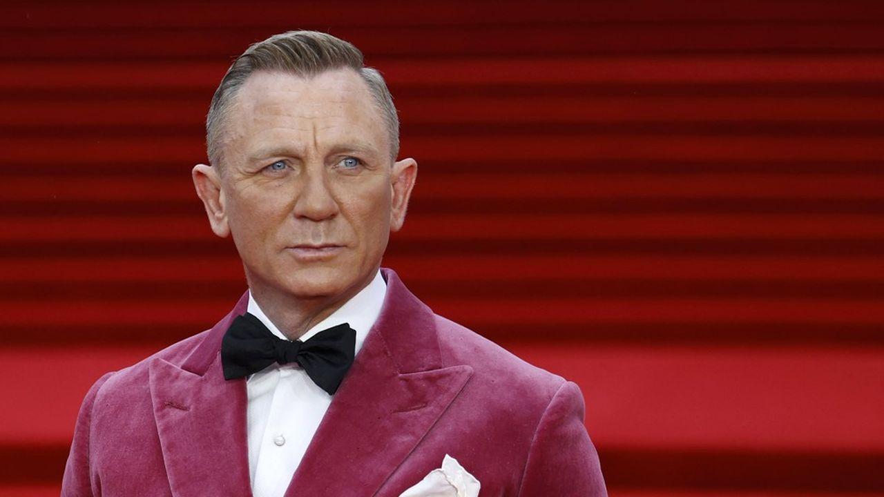 Daniel Craig signe le dernier opus de la saga. (Photo by Tolga Akmen/AFP)